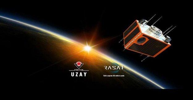 Türkiye'de tasarlanıp üretilen ilk milli gözlem uydusu RASAT yörüngede 10'uncu yılını tamamladı