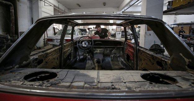 Üç yılda 450 bin 985 hurda araç ekonomiye kazandırıldı