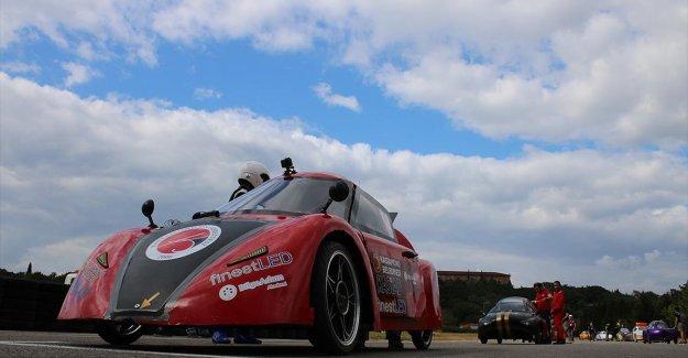 17. TÜBİTAK Efficiency Challenge Elektrikli Araç Yarışları başladı