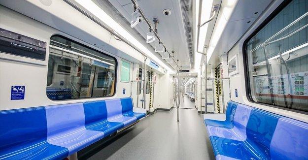 Bakan Karaismailoğlu: Ulaştırma ve Altyapı Bakanlığı olarak inşa ettiğimiz metroların logosunu 'U' yapıyoruz