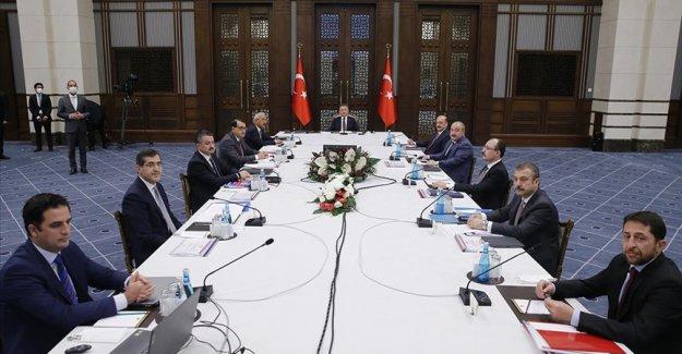 EKK toplantılarında Türkiye ekonomisindeki gelişmeler ele alındı