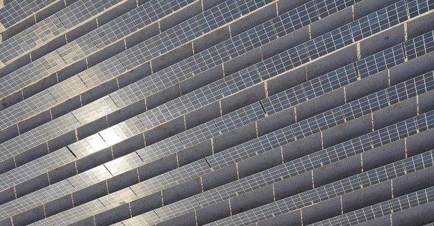 Güneş enerjisinde 23 ilde 1500 megavat kapasitenin tahsisi için 76 yarışma düzenlenecek