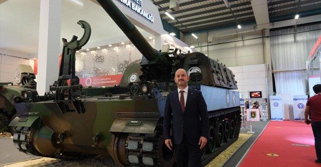 MKE ihracatla ekonomiye, yeni silahlarla TSK'ya güç verecek