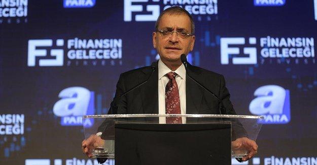 SPK Başkanı Taşkesenlioğlu: 2021'de toplam büyüklüğü 16,3 milyar TL olan 38 adet halka arz gerçekleştirilmiştir