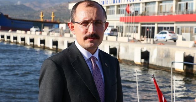 Ticaret Bakanı Muş: İş dünyası gelecekten umutlu, yatırımlar son sürat devam ediyor