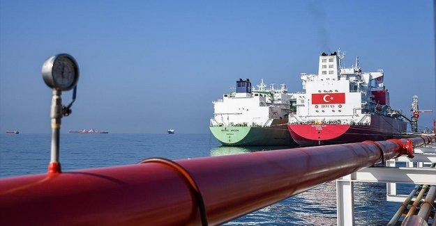Türkiye LNG yakıt ikmal merkezi olacak