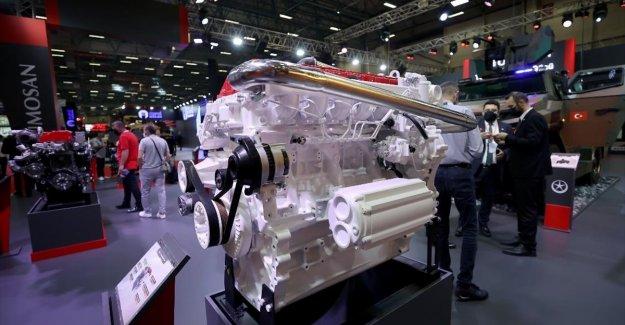 Yerli motorlar deniz araçlarına güç veriyor