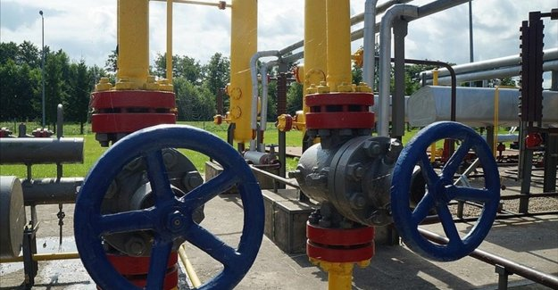 Avrupa'nın depoladığı doğal gaz bir yılda 23 milyar metreküp azaldı
