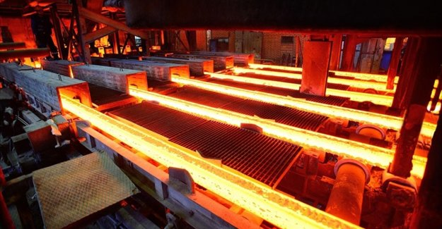 Çelik sektörü ihracatta ilk kez zirvede yer aldı