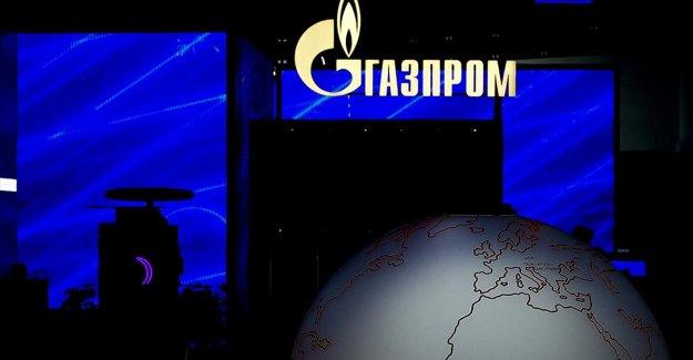 Kremlin: Rusya'nın Avrupa gaz piyasasında yaşananlarla ilgisi yok