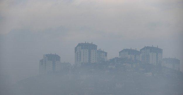 Marmara, İç Ege, Karadeniz'in iç kesimleri ile Doğu Anadolu'nun kuzeyinde sis bekleniyor