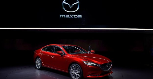 Mazda, çip tedarik sıkıntısı nedeniyle üretime ara verecek