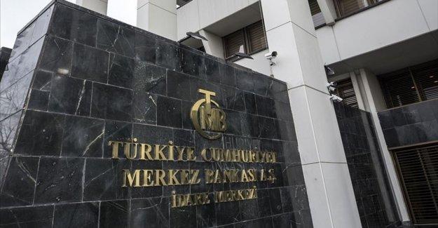 Merkez Bankası politika faizini 200 baz puan indirdi