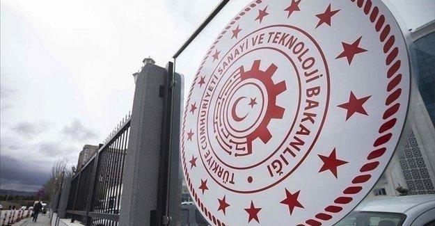 Sanayi ve Teknoloji Bakanlığı eylülde 852 yatırım teşvik belgesi verdi