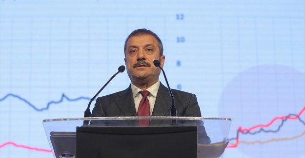 TCMB Başkanı Kavcıoğlu: Enflasyonda etkili olan geçici unsurlar Türkiye'de de etkisini yitirecek