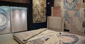 'Dünyanın evini' Türk halısı süsledi