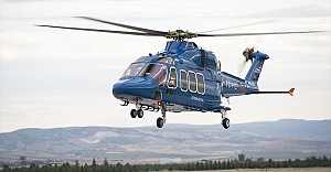 Gökbey helikopteri #039;Kartal#039;...