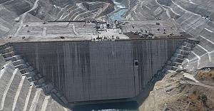 Çetin Barajı ve HES, pazar günü açılıyor