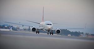Haziranda hava yoluyla 2 milyon 750 bin yolcu taşındı
