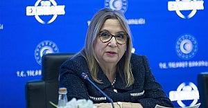 Bakan Pekcan: Türk Eximbank, EKF Danmarks Eksportkredit ile reasürans iş birliği anlaşması imzaladı