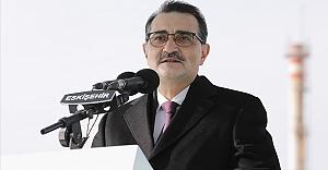 Bakan Dönmez: Rafine bor üretimi...