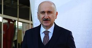 Bakan Karaismailoğlu: Türksat 5A ve 5B frekans bantları için yer istasyonları kurulumunda son aşamaya gelindi