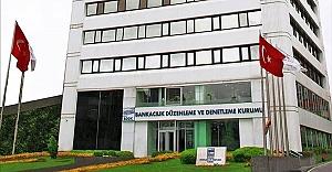 BDDK'dan Türkiye Finans Katılım Bankası'na izin