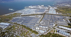 Ford Otosan 'Batarya Montaj Fabrikası' kurmak için çalışmalara başladı
