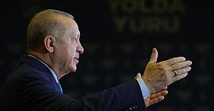 Cumhurbaşkanı Erdoğan#039;dan esnaf...