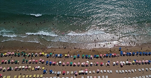 'Turizmin başkenti' Antalya 175 ülkeden misafir ağırladı