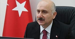 Bakan Karaismailoğlu: Son 19 yılda Türkiye'nin ulaşım ve iletişim altyapısına yaklaşık 1 trilyon lira yatırım yaptık
