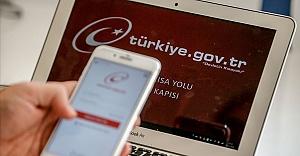 e-Devlet Türkiye'de 54 milyon kişi tarafından kullanılıyor