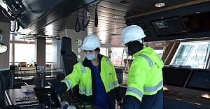 Türkiye'den dünyaya açılan gemilerde kadınların da imzası var