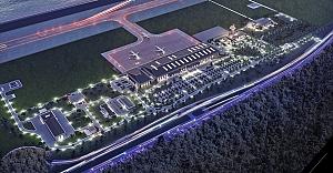 Rize-Artvin Havalimanı yıl sonunda...