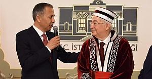 İLİN AHİSİ FAİK YILMAZA ŞED...