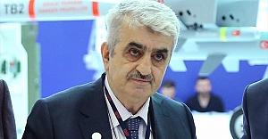 Baykar Yönetim Kurulu Başkanı Özdemir...