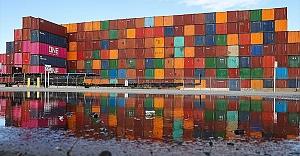 Kiel Dünya Ekonomisi Enstitüsü: Küresel mal ticareti halen konteyner dar boğazı tehdidi altında