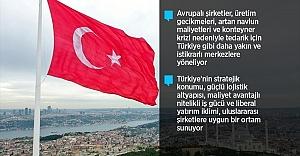 Türkiye küresel tedarik zincirinin...