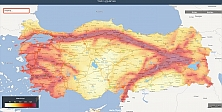 Bina Deprem Yönetmeliği artık 'Deprem Tehlike Haritası' ile güncellenecek